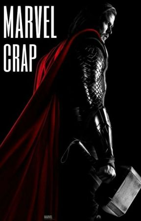 Marvel Crap| ✓ by geo-bby