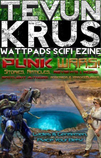 Tevun-Krus #29 - Punk Wars!