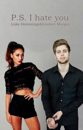P.S. I hate you // Luke Hemmings by bahamka