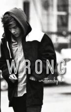 Wrong // h.s by kalilausmanlope