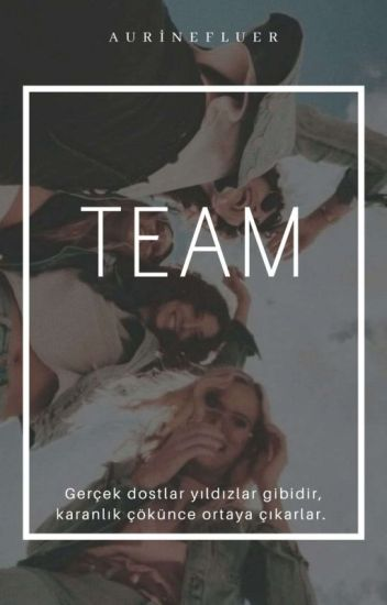 TEAM/ Erkek Lisesinde 4 Kız