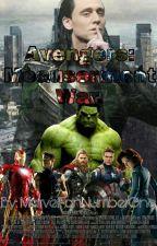 Мстители: Война Измерений.[ЗАМОРОЖЕН] by MarvelFanNumberOne