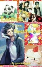 Rantbook D'une Panda Fanfolle! by pandadujapon