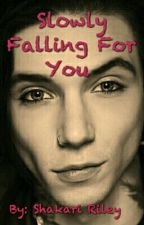 Slowly Falling For U (BWWM Interracial Love Story) by jmoss2103