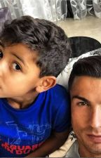 Nounou de Cristiano Ronaldo Junior  by blackdiamondXoXo