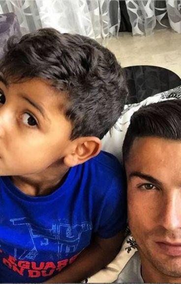 Nounou de Cristiano Ronaldo Junior