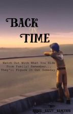 Back In Time {Book 1} by rebel_lizzy_klostion