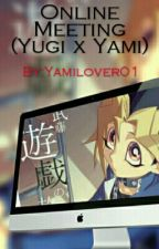 Online Meeting (Yugi x Yami) by LouiseAK47