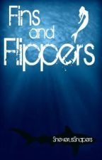 Fins and Flippers by SneverusSnapers