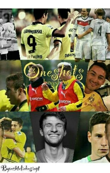 Oneshots BoyxBoy | Football