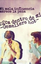 22cm Dentro De Mi -Gemeliers Hot- by vicky17jdom
