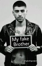 My Fake Brother| Z by MyHistoryPerfect