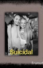 Suicidal : Maddie Ziegler and Jojo Siwa fanfic by tswiftbae22