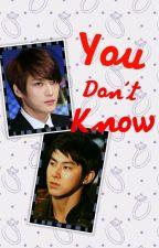 You Don't Know ?!? by kiijukii
