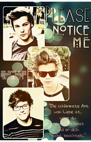 Please notice me •|• Larry [Tomlinsontwins]