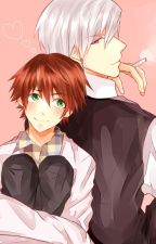 Misaki i Usagi-san IJunjou Romantica I by misaki_kagamine02