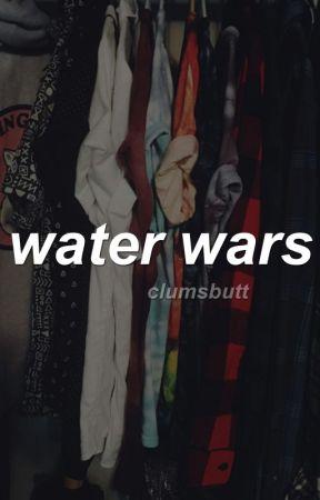 water wars ✰ malum by clumsbutt