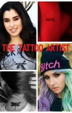 The Tattoo Artist by Iheartcimorelli