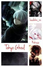 Tokyo Ghoul by hachiko_xx