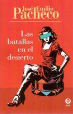 Las Batallas En El Desierto by FrancoAntonioBernabe