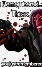 Thrax and The Virus Queen by sparklekitkat2004