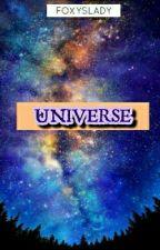 Universe by foxyslady