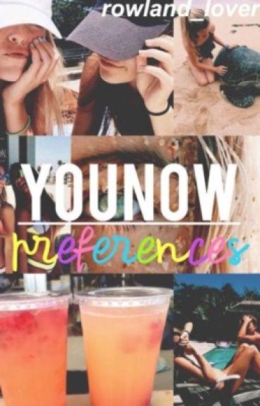 YouNow Preferences