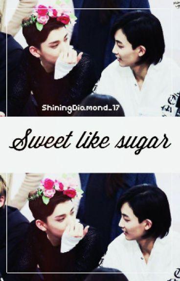 Sweet like sugar ➳ JiHan♡ [Lemon]