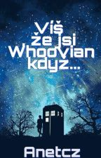 Vedlejší Příznaky Sledování Seriálu Doctor Who by Anetcz