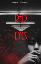 red eyes ; bbh by Ragged_insonmia
