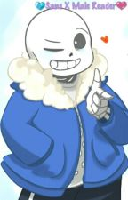 Sans X Male Reader by thecool32