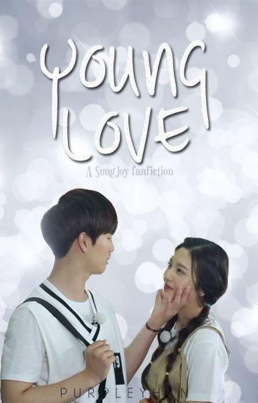 Young Love by purpleyhan