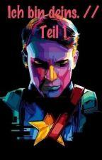 Ich bin dein Captain America! Buch 1 by tanjastar16