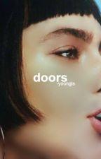 doors; yoongi by -yoongis