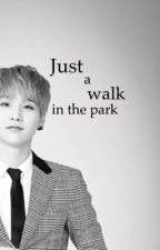Just a walk in the park {Suga x reader} by daesung_dlite