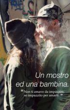 Un mostro ed una bambina.//Mostro aka Giorgio Ferrario by gyulxx