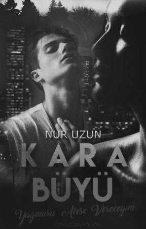 KARA BÜYÜ by incik_boncukk
