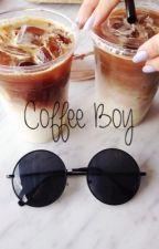 Coffee Boy by harps1000