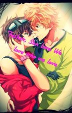 We love who we love..(BoyxBoy) (FatherxSon) by Misaki-Neko