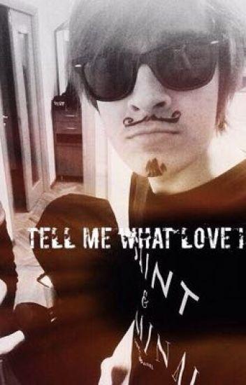 Tell me what love is  скажи мне что такое любовь Nikita Kiosse