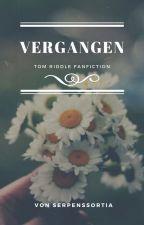 Vergangen // Tom Riddle by serpenssortia