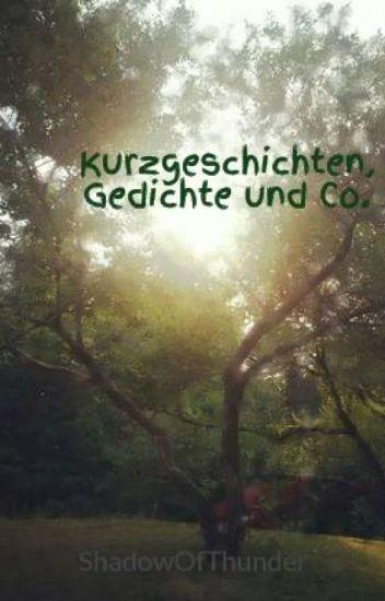 Kurzgeschichten, Gedichte und Co.