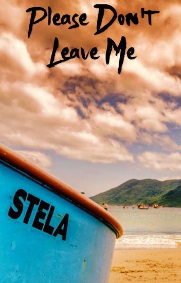 Please Don't Leave Me(Peter Pevensie/OC)