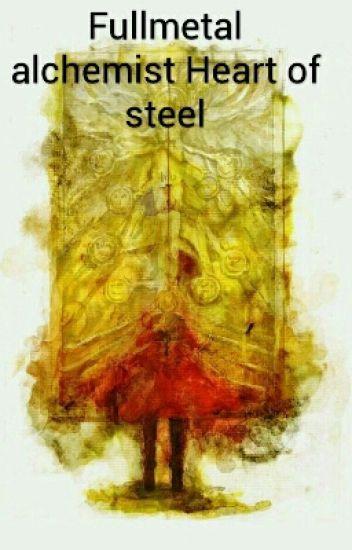 Fullmetal alchemist Heart of steel