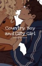 Country Boy and City Girl by coldgreyheart