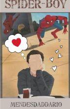 ✔Spider-Boy (A Peter Parker Fan Fiction) [CIVIL WAR] by MendesDaddario