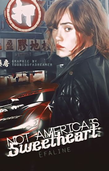 Not America's Sweetheart {#Wattys2016}