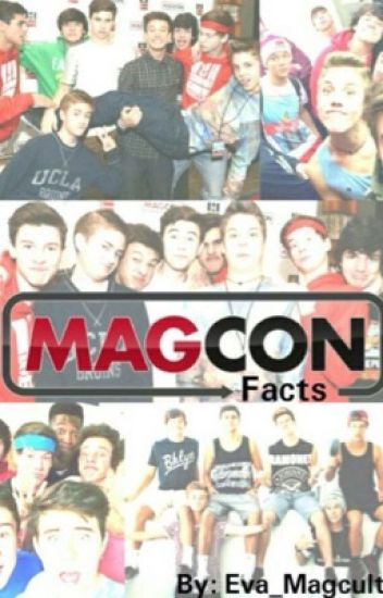 Facts Magcon Tome 2 (FR)