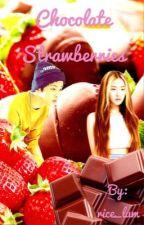 Chocolate Strawberries (NCT, Mark Lee) by rice_lum