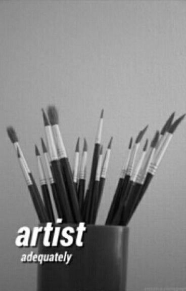 Artist // h.s au [español]